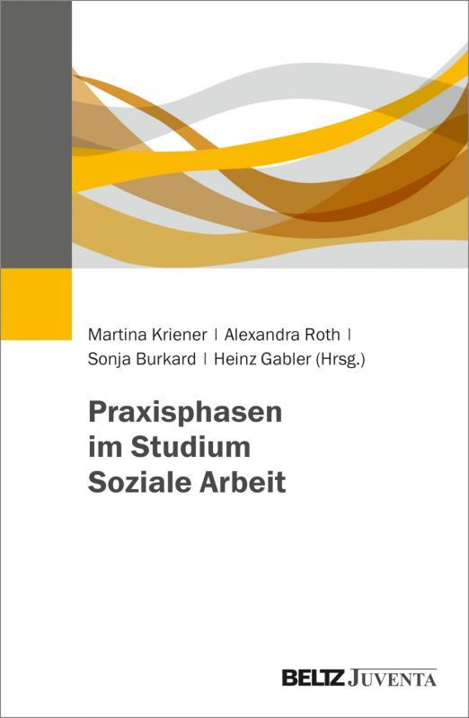 Cover-Bild Praxisphasen im Studium Soziale Arbeit