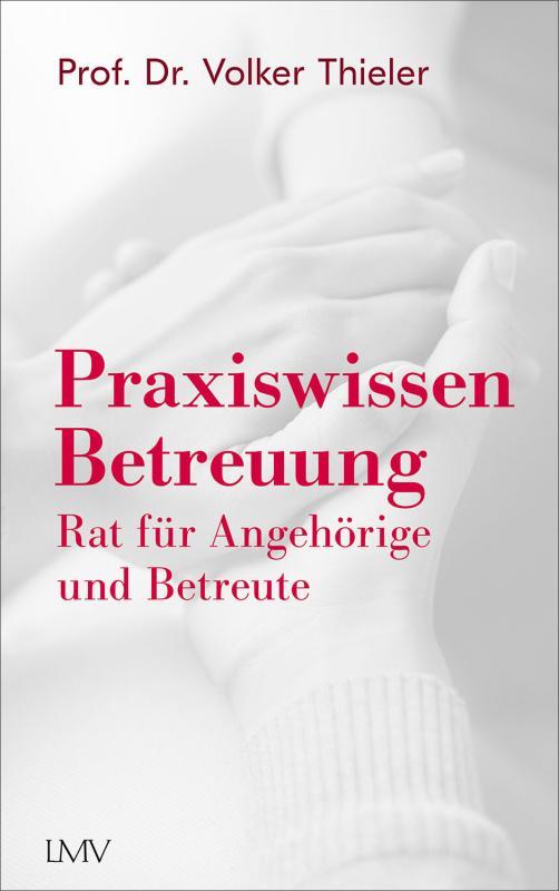 Cover-Bild Praxiswissen Betreuung
