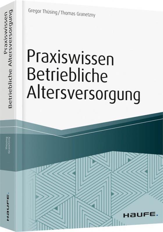 Cover-Bild Praxiswissen Betriebliche Altersversorgung