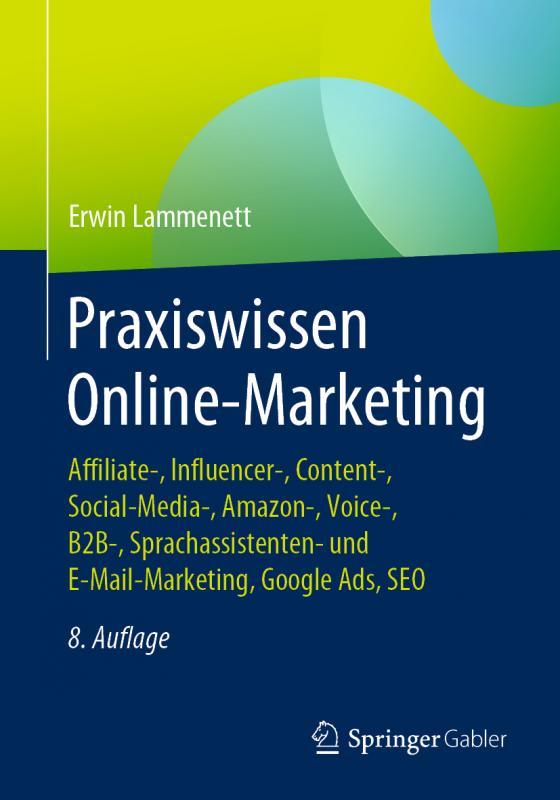 Cover-Bild Praxiswissen Online-Marketing