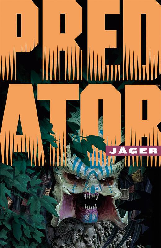 Cover-Bild Predator: Jäger