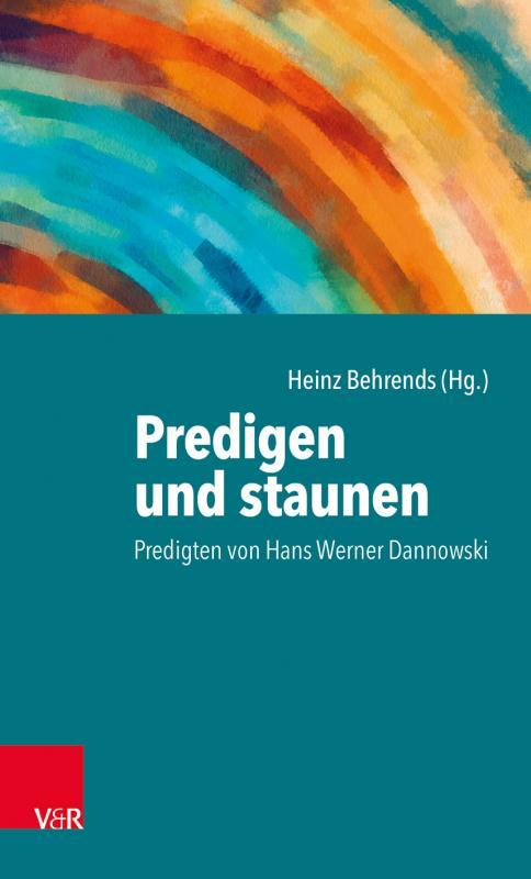 Cover-Bild Predigen und staunen