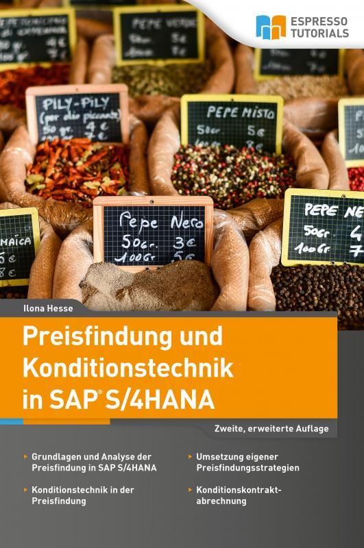 Cover-Bild Preisfindung und Konditionstechnik in SAP S/4HANA - 2., erweiterte Auflage