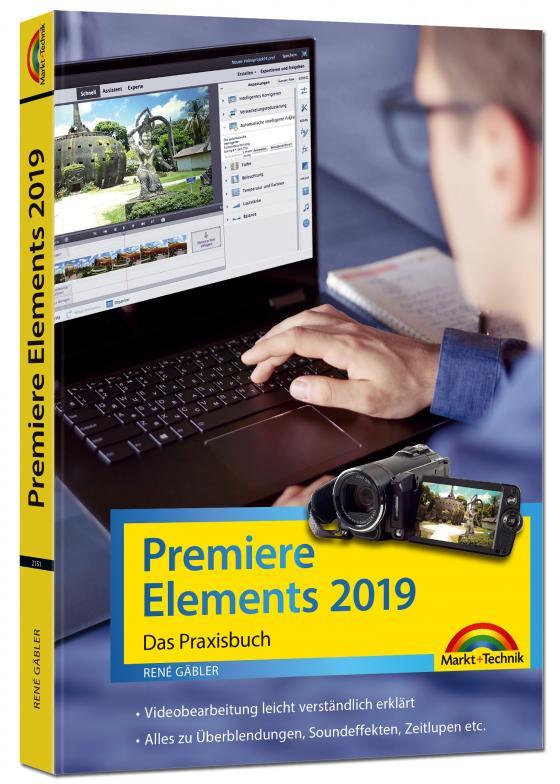 Cover-Bild Premiere Elements 2019 - Das Praxisbuch