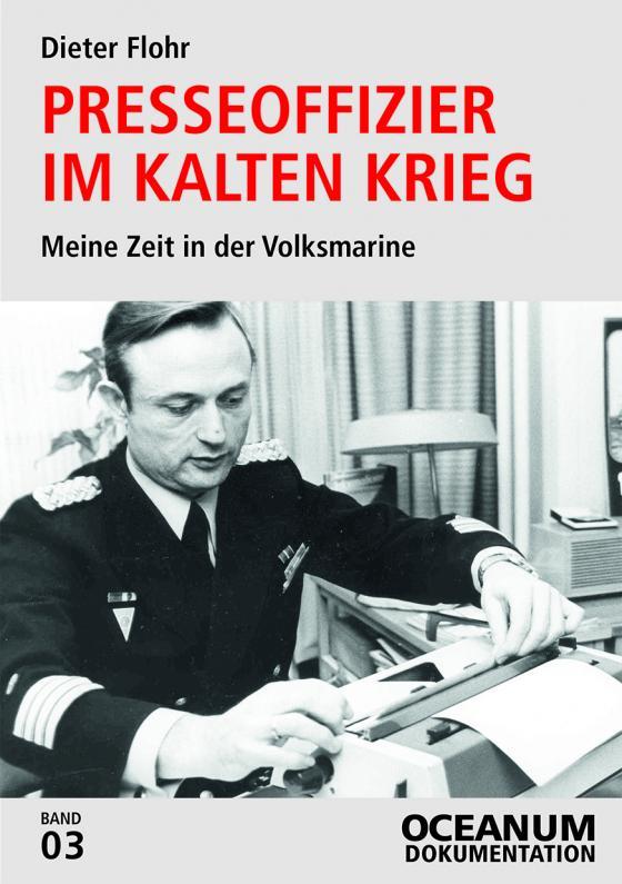 Cover-Bild Presseoffizier im Kalten Krieg