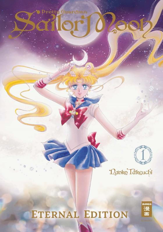 Cover-Bild Pretty Guardian Sailor Moon - Eternal Edition 01