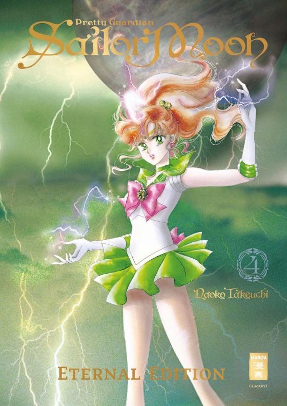Cover-Bild Pretty Guardian Sailor Moon - Eternal Edition 04