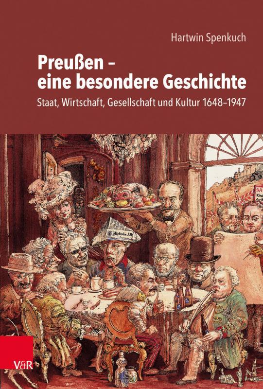 Cover-Bild Preußen – eine besondere Geschichte