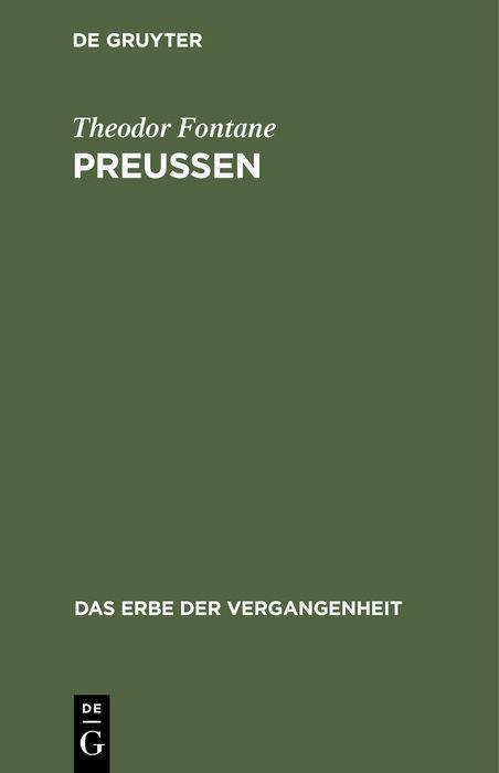 Cover-Bild Preußen