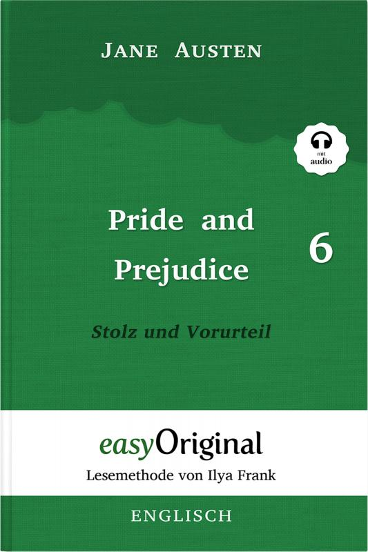 Cover-Bild Pride and Prejudice / Stolz und Vorurteil - Teil 6 (mit Audio)