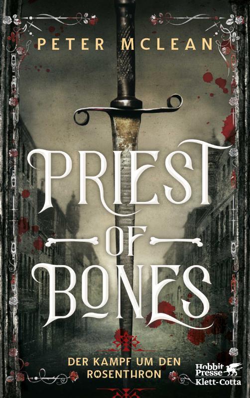 Cover-Bild Priest of Bones
