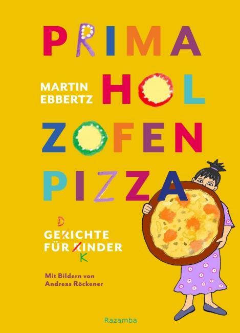 Cover-Bild PRIMA HOL ZOFEN PIZZA