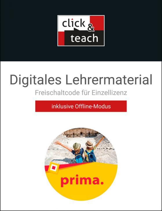 Cover-Bild prima. / prima. click & teach 1 Box