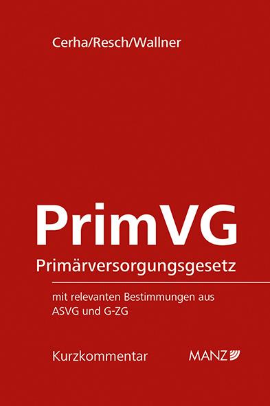 Cover-Bild PrimVG Primärversorgungsgesetz