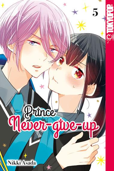 Cover-Bild Prince Never-give-up 05