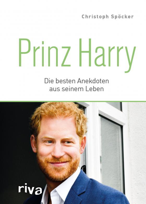 Cover-Bild Prinz Harry