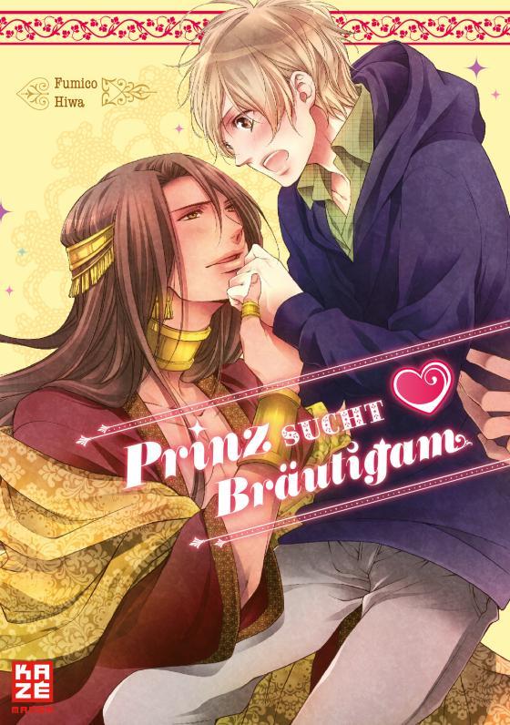 Cover-Bild Prinz sucht Bräutigam