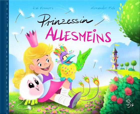 Cover-Bild Prinzessin Allesmeins