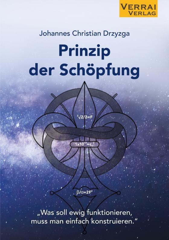 Cover-Bild Prinzip der Schöpfung