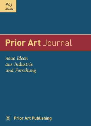 Cover-Bild Prior Art Journal 2020 #03