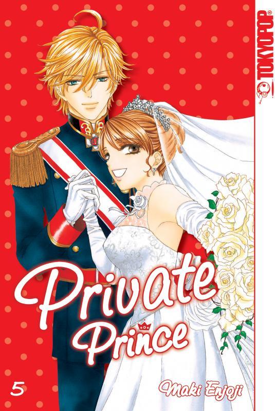 Cover-Bild Private Prince - Band 5