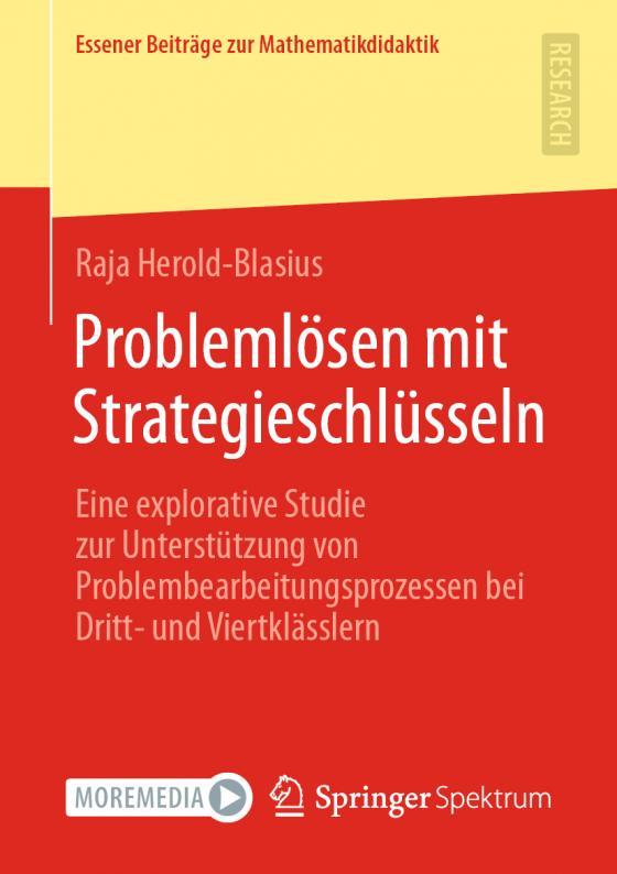 Cover-Bild Problemlösen mit Strategieschlüsseln