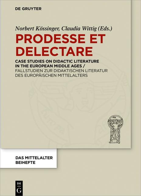 Cover-Bild Prodesse et delectare