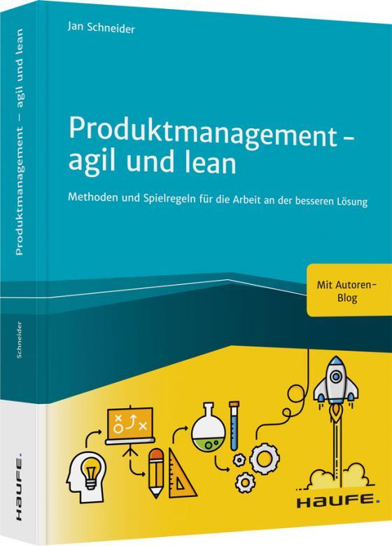 Cover-Bild Produktmanagement - agil und lean
