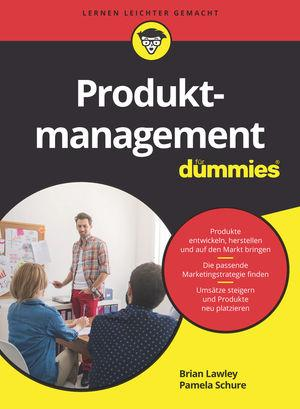 Cover-Bild Produktmanagement für Dummies
