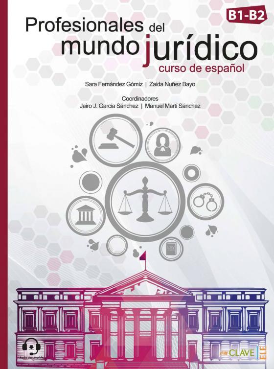 Cover-Bild Profesionales del mundo jurídico B1-B2