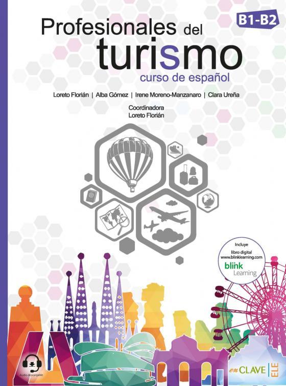 Cover-Bild Profesionales del turismo B1-B2