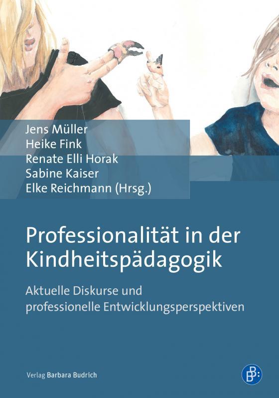 Cover-Bild Professionalität in der Kindheitspädagogik