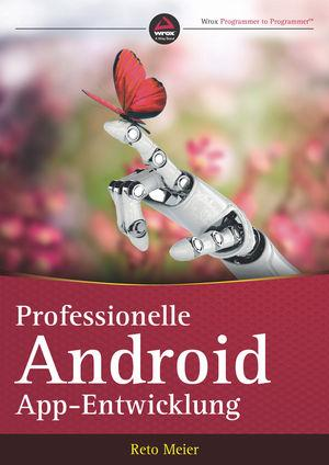 Cover-Bild Professionelle Android-App-Entwicklung