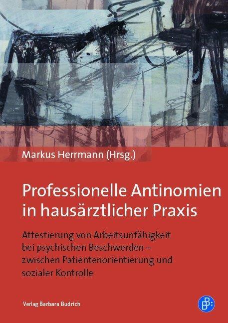 Cover-Bild Professionelle Antinomien in hausärztlicher Praxis