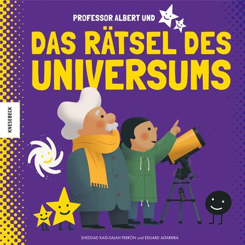 Cover-Bild Professor Albert und das Rätsel des Universums