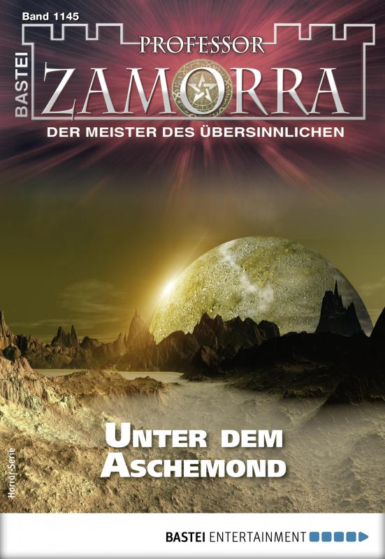 Cover-Bild Professor Zamorra 1145 - Horror-Serie