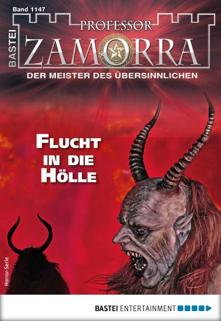 Cover-Bild Professor Zamorra 1147 - Horror-Serie