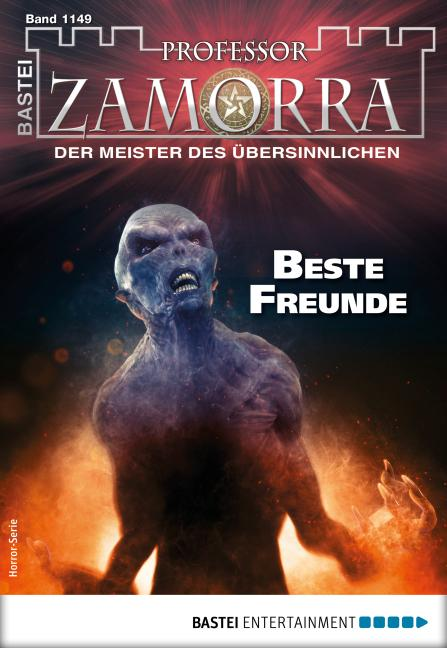 Cover-Bild Professor Zamorra 1149 - Horror-Serie