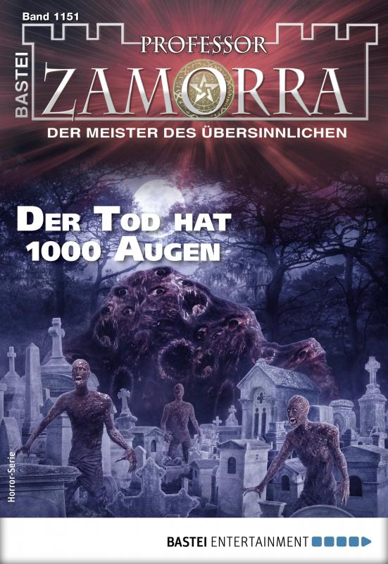 Cover-Bild Professor Zamorra 1151 - Horror-Serie
