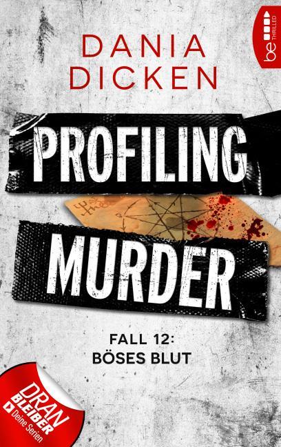 Cover-Bild Profiling Murder – Fall 12