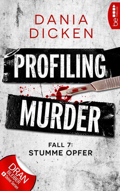 Cover-Bild Profiling Murder – Fall 7