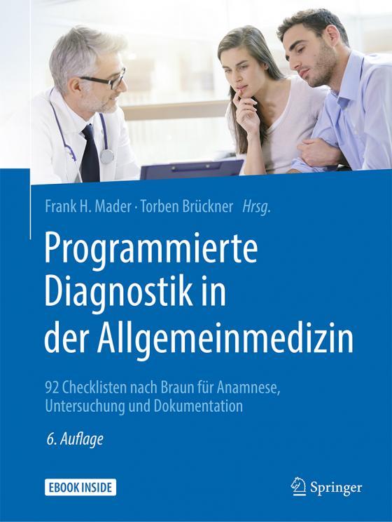 Cover-Bild Programmierte Diagnostik in der Allgemeinmedizin