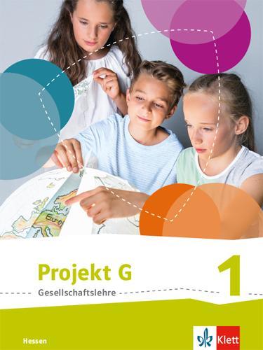 Cover-Bild Projekt G Gesellschaftslehre 1. Ausgabe Hessen