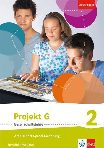 Cover-Bild Projekt G Gesellschaftslehre 2. Ausgabe Nordrhein-Westfalen