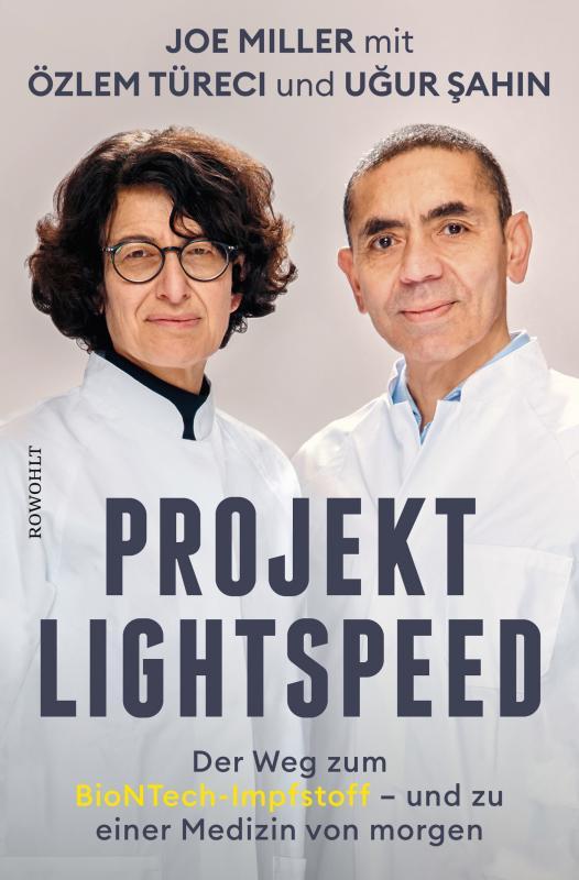 Cover-Bild Projekt Lightspeed