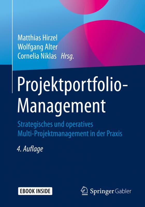 Cover-Bild Projektportfolio-Management