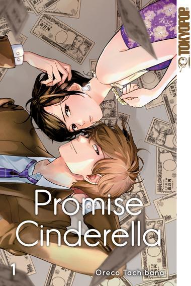 Cover-Bild Promise Cinderella 01
