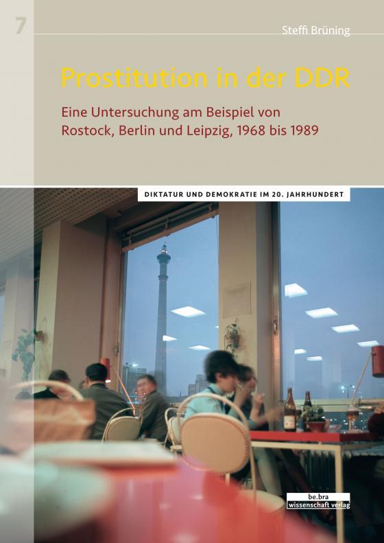 Cover-Bild Prostitution in der DDR