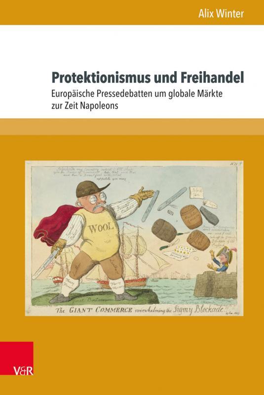 Cover-Bild Protektionismus und Freihandel