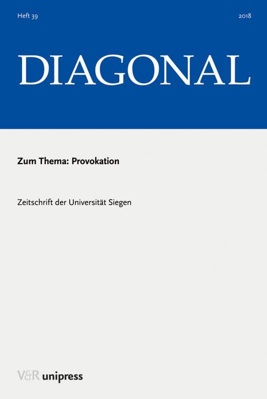 Cover-Bild Provokation